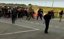 На границе России и Казахстана произошло столкновение мигрантов с силовиками