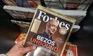Состояние богатейшего человека мира Джеффа Безоса впервые превысило $180 млрд