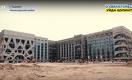 Ударные темпы. Больницу для карантина по коронавирусу построят в Узбекистане за 5 дней (видео)